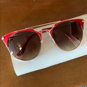 Nordstrom Aviator Glasses